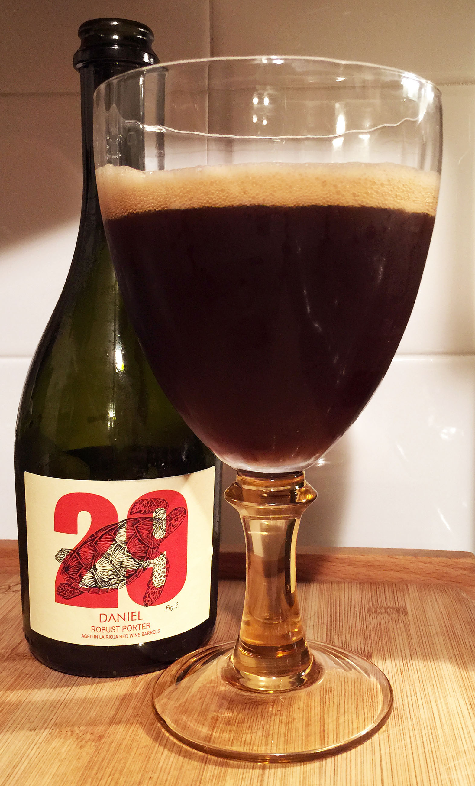 29 Daniel, one of our collaborations with Mateo & Bernabé and friends.