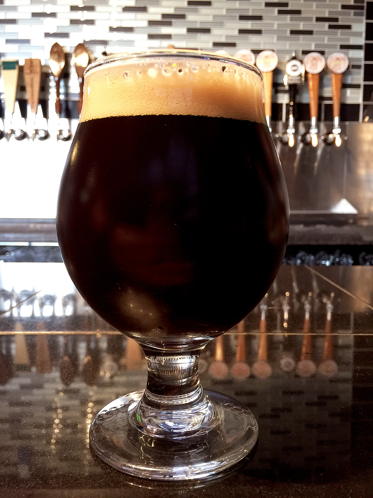 Spanish Mocha, by BCT Brewing Project